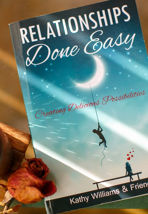 """""""Relationships Done Easy"""" Book Cover"""